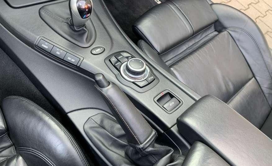 BMW M3 kabriolet 4.0v8DKG 421KM M-pakiet full serwis pełna dokumentacja 1r.gw zdjęcie 27