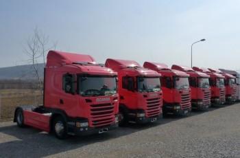 Scania G 410 / EURO 6 / Standard