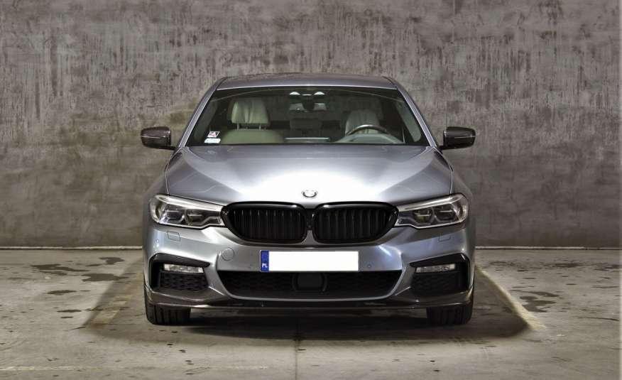 BMW 540 FV23% gwarancja do 200.000km moc 340KM zdjęcie 4