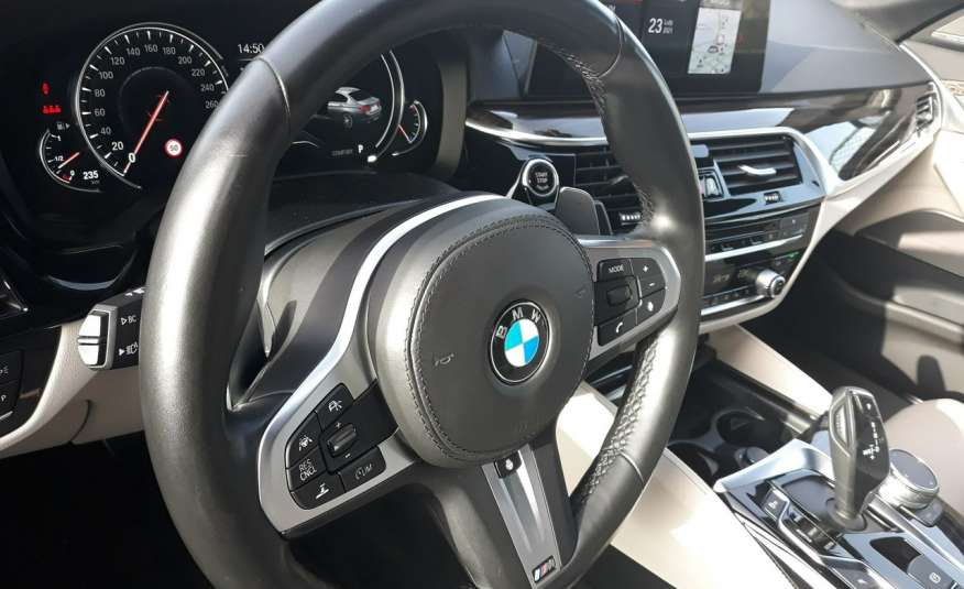 BMW 540 FV23% gwarancja do 200.000km moc 340KM zdjęcie 8