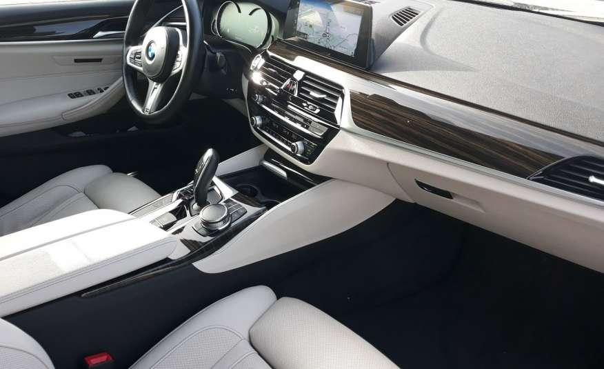 BMW 540 FV23% gwarancja do 200.000km moc 340KM zdjęcie 12