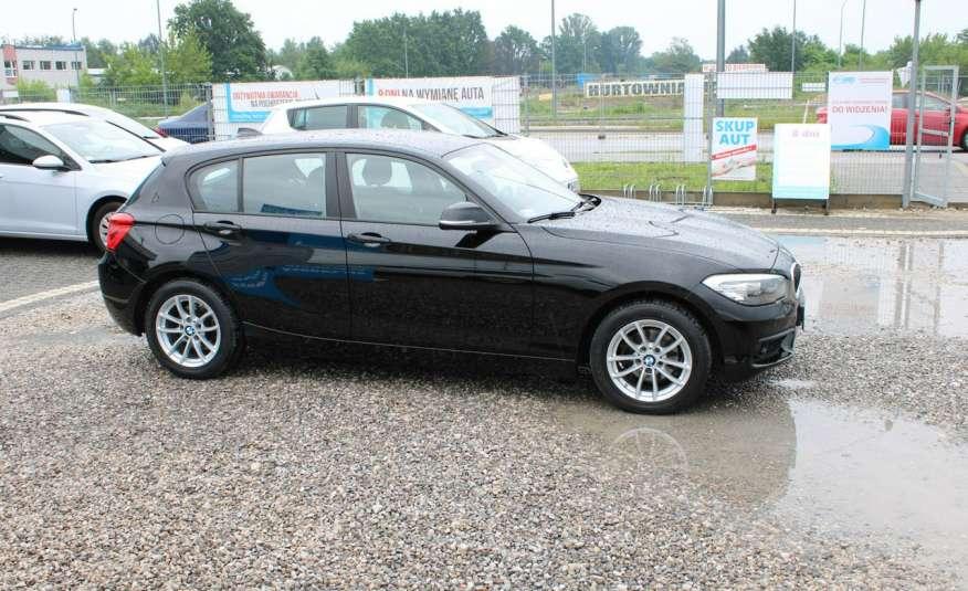 BMW 116 F-Vat, Gwarancja, Salon Polska, Pakiet Serwisowy zdjęcie 4