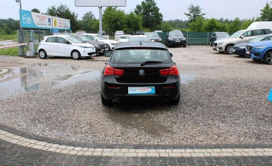 BMW 116 F-Vat, Gwarancja, Salon Polska, Pakiet Serwisowy zdjęcie 5