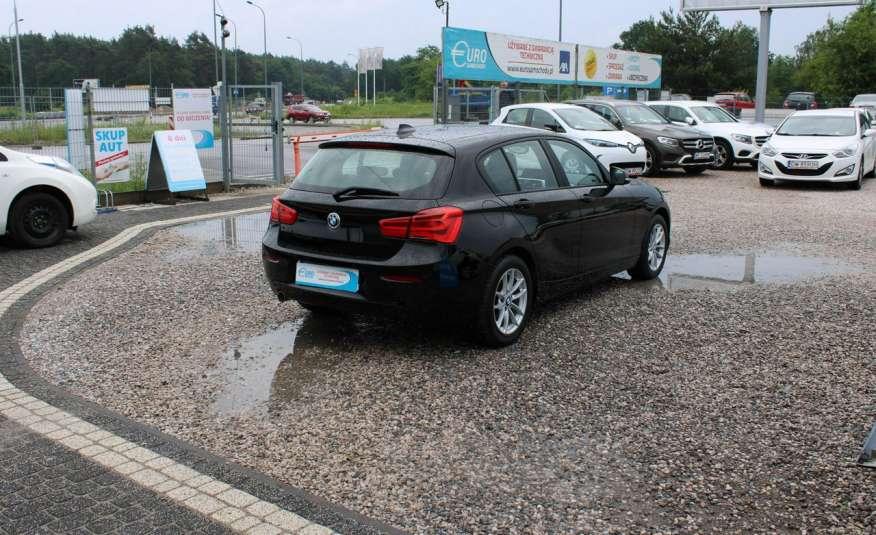 BMW 116 F-Vat, Gwarancja, Salon Polska, Pakiet Serwisowy zdjęcie 6