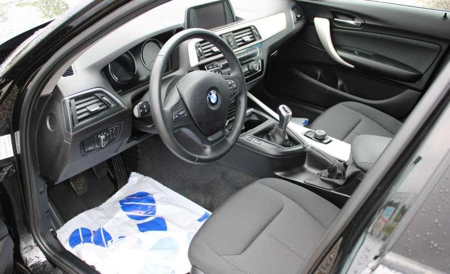 BMW 116 F-Vat, Gwarancja, Salon Polska, Pakiet Serwisowy zdjęcie 8