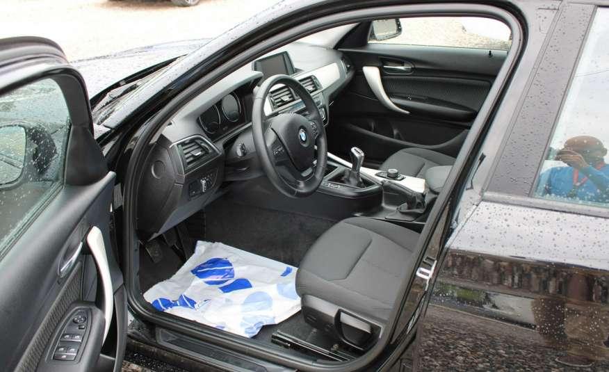 BMW 116 F-Vat, Gwarancja, Salon Polska, Pakiet Serwisowy zdjęcie 9