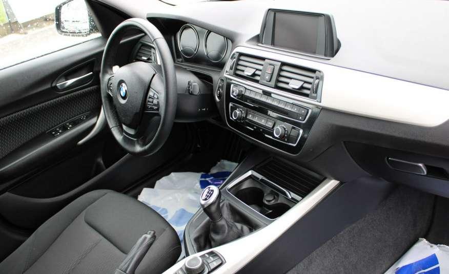 BMW 116 F-Vat, Gwarancja, Salon Polska, Pakiet Serwisowy zdjęcie 12