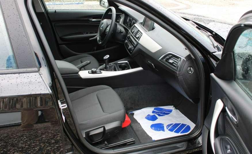BMW 116 F-Vat, Gwarancja, Salon Polska, Pakiet Serwisowy zdjęcie 16