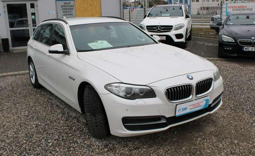 BMW 520 2.0 D F-vat xenon led Automat zdjęcie 3