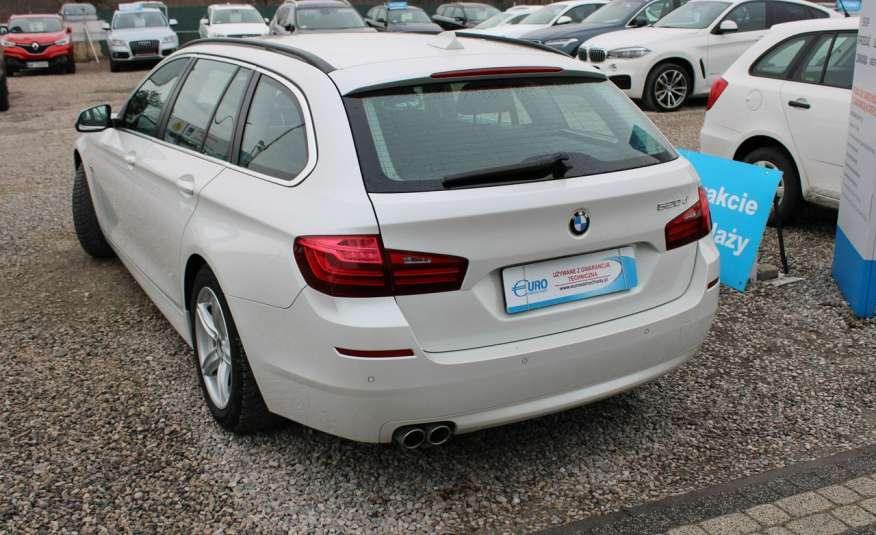 BMW 520 2.0 D F-vat xenon led Automat zdjęcie 8