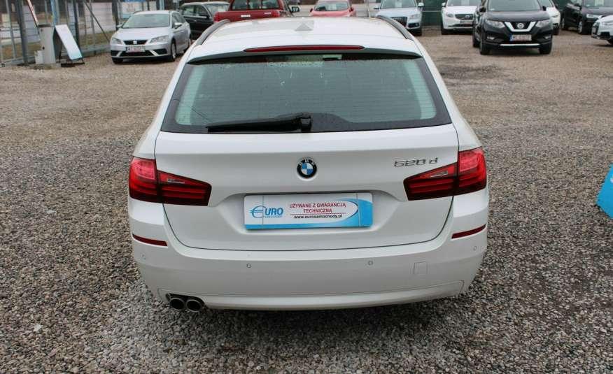 BMW 520 2.0 D F-vat xenon led Automat zdjęcie 9