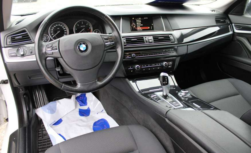 BMW 520 2.0 D F-vat xenon led Automat zdjęcie 14