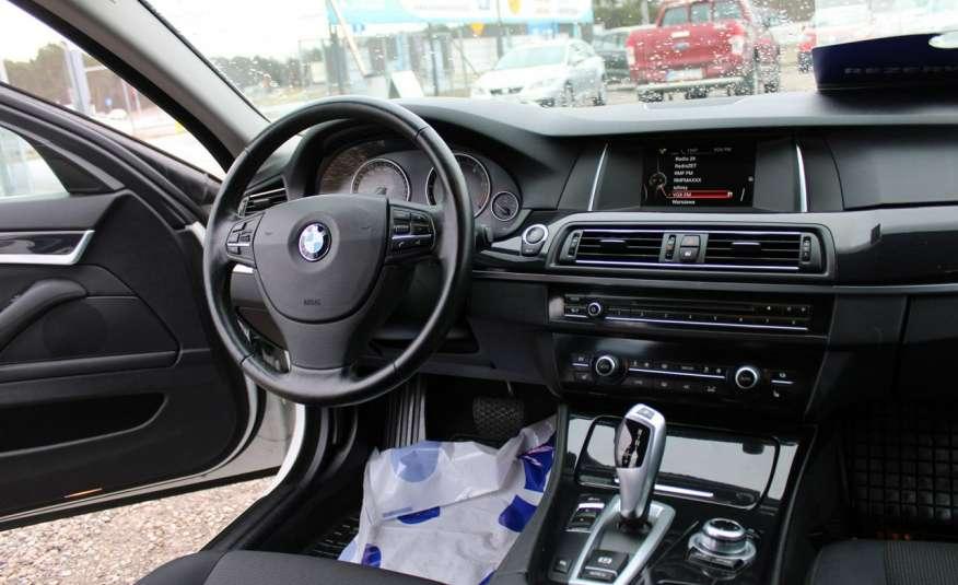BMW 520 2.0 D F-vat xenon led Automat zdjęcie 17