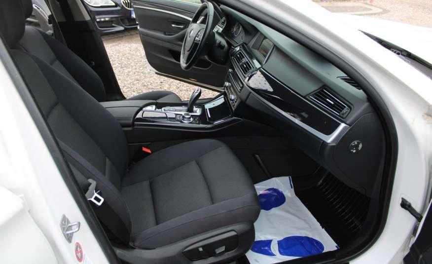 BMW 520 2.0 D F-vat xenon led Automat zdjęcie 18