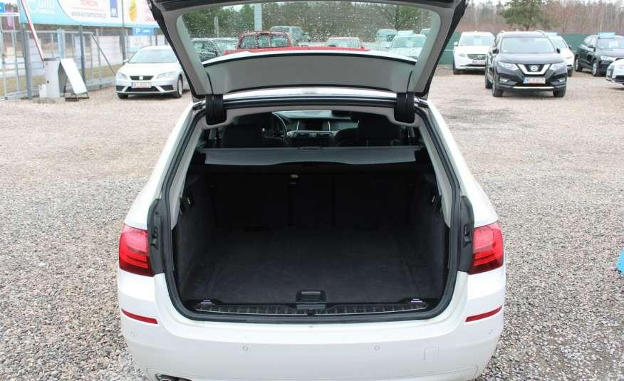 BMW 520 2.0 D F-vat xenon led Automat zdjęcie 27