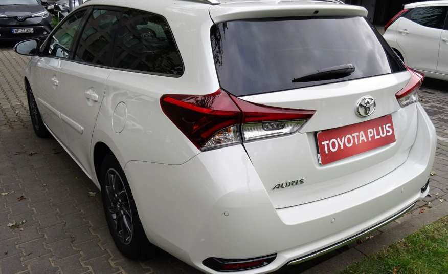 Toyota Auris TS 1.6 VVTi 132KM MS PRESTIGE NAVI, salon Polska, gwarancja zdjęcie 3