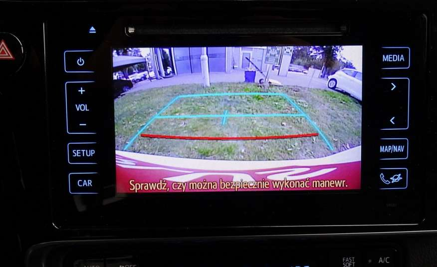 Toyota Auris TS 1.6 VVTi 132KM MS PRESTIGE NAVI, salon Polska, gwarancja zdjęcie 23