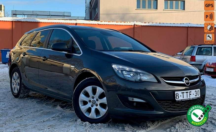 Opel Astra zdjęcie 1