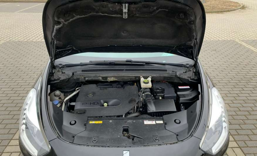 Citroen DS5 2.0hdi, exclusive pdw 181KM, automat.1wł, navi, skóry, kamera, bezwyp gwaran zdjęcie 30