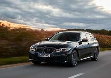 BMW BMW 320d xDrive mHEV M Sport sport-aut