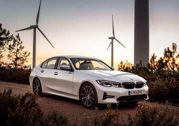 BMW BMW 320d xDrive mHEV Sport Line aut