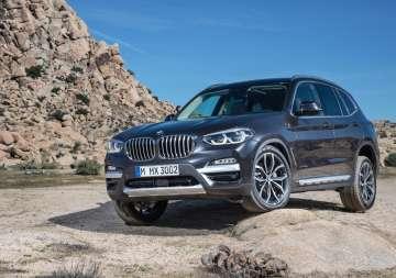 BMW BMW X3 xDrive20d M Sport sport-aut