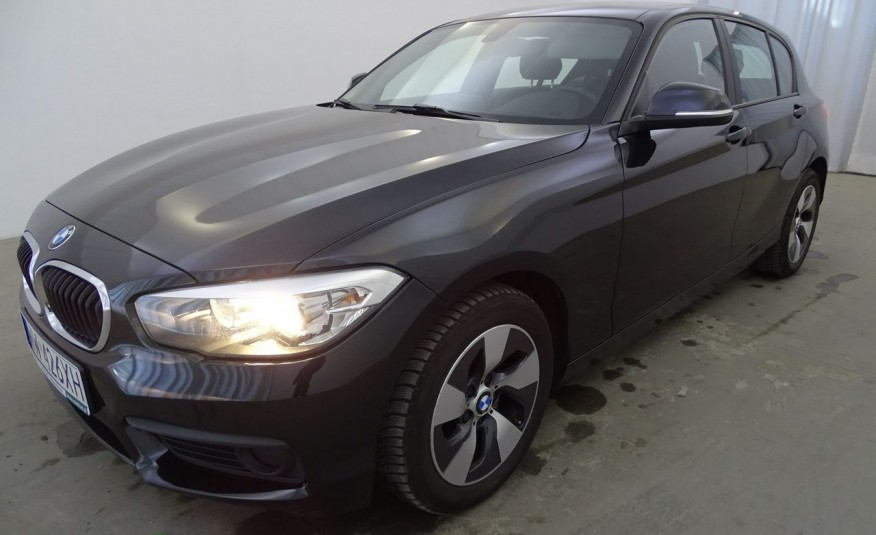 BMW 120 120d Salon PL 1 wł ASO FV23% Transport GRATIS zdjęcie 1