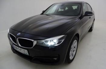 BMW 3GT 320d xDrive AUT Salon PL 1 wł ASO FV23% Transport GRATIS