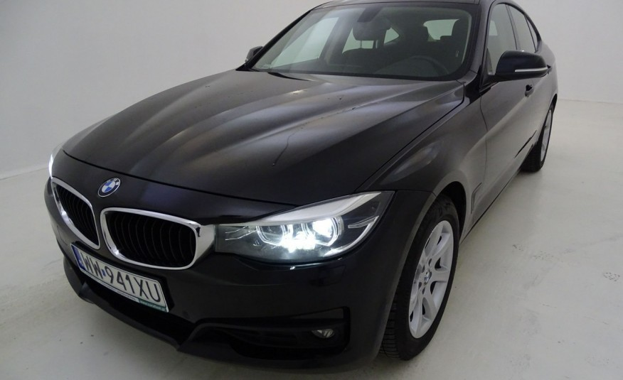 BMW 3GT 320d xDrive AUT Salon PL 1 wł ASO FV23% Transport GRATIS zdjęcie 1