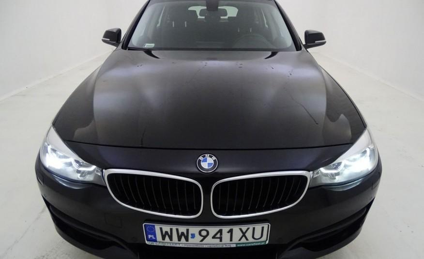 BMW 3GT 320d xDrive AUT Salon PL 1 wł ASO FV23% Transport GRATIS zdjęcie 2