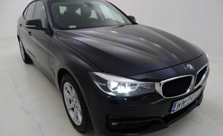 BMW 3GT 320d xDrive AUT Salon PL 1 wł ASO FV23% Transport GRATIS zdjęcie 3