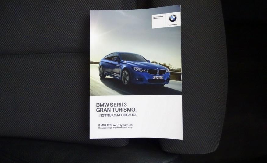 BMW 3GT 320d xDrive AUT Salon PL 1 wł ASO FV23% Transport GRATIS zdjęcie 5