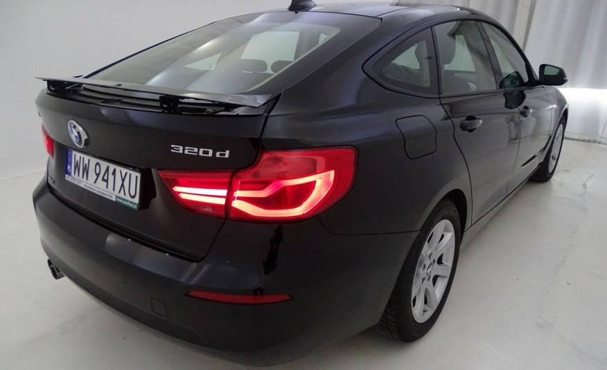 BMW 3GT 320d xDrive AUT Salon PL 1 wł ASO FV23% Transport GRATIS zdjęcie 6