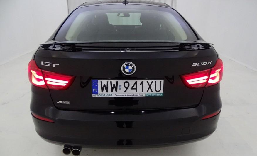 BMW 3GT 320d xDrive AUT Salon PL 1 wł ASO FV23% Transport GRATIS zdjęcie 7