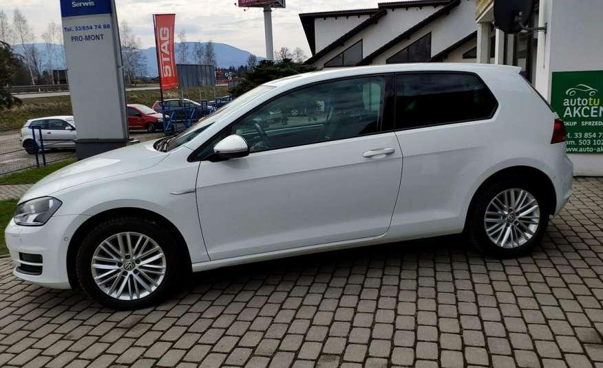 Volkswagen Golf Oryginał lakier 100%+niski przebieg+roczna gwarancja GetHelp w cenie zdjęcie 2