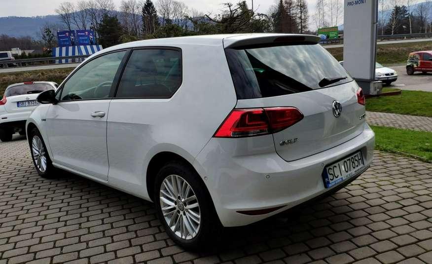 Volkswagen Golf Oryginał lakier 100%+niski przebieg+roczna gwarancja GetHelp w cenie zdjęcie 4