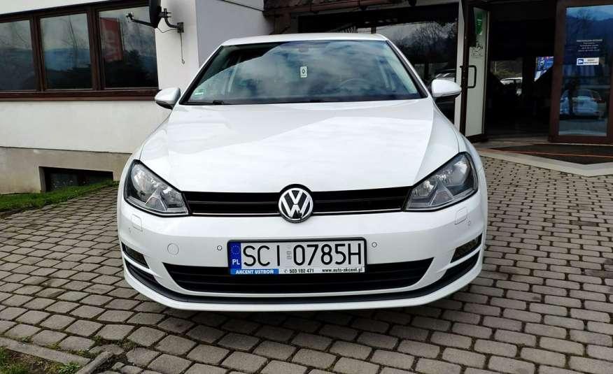 Volkswagen Golf Oryginał lakier 100%+niski przebieg+roczna gwarancja GetHelp w cenie zdjęcie 5