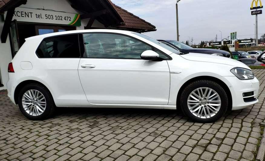 Volkswagen Golf Oryginał lakier 100%+niski przebieg+roczna gwarancja GetHelp w cenie zdjęcie 6