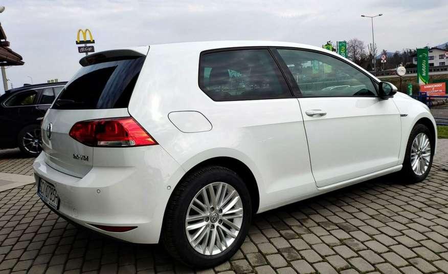 Volkswagen Golf Oryginał lakier 100%+niski przebieg+roczna gwarancja GetHelp w cenie zdjęcie 7