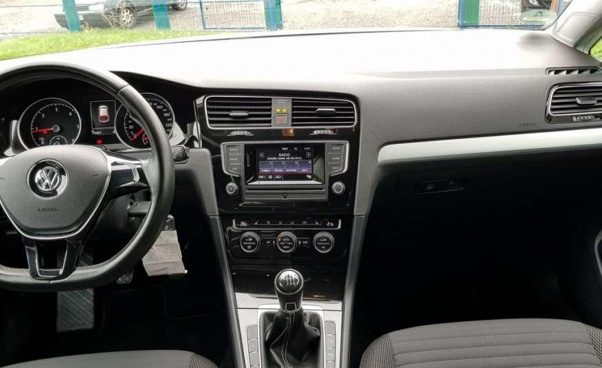 Volkswagen Golf Oryginał lakier 100%+niski przebieg+roczna gwarancja GetHelp w cenie zdjęcie 8