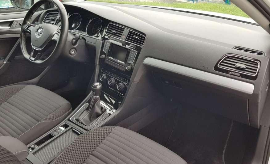 Volkswagen Golf Oryginał lakier 100%+niski przebieg+roczna gwarancja GetHelp w cenie zdjęcie 9