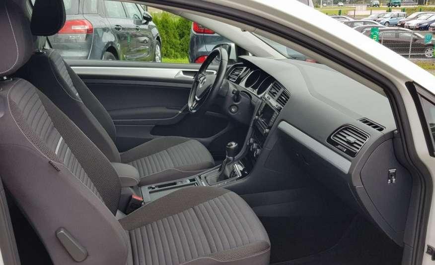 Volkswagen Golf Oryginał lakier 100%+niski przebieg+roczna gwarancja GetHelp w cenie zdjęcie 10