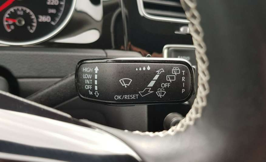 Volkswagen Golf Oryginał lakier 100%+niski przebieg+roczna gwarancja GetHelp w cenie zdjęcie 20