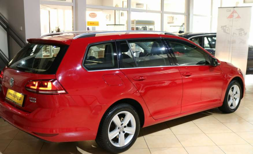 Volkswagen Golf Golf VII 2.0 TDI BMT Highline EU6 Salon PL, Faktura VAT zdjęcie 5