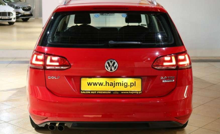 Volkswagen Golf Golf VII 2.0 TDI BMT Highline EU6 Salon PL, Faktura VAT zdjęcie 34