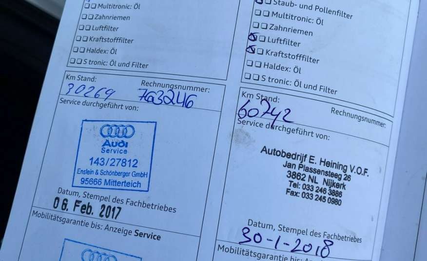Audi A4 2.0 TDI Faktura VAT 23% zdjęcie 24