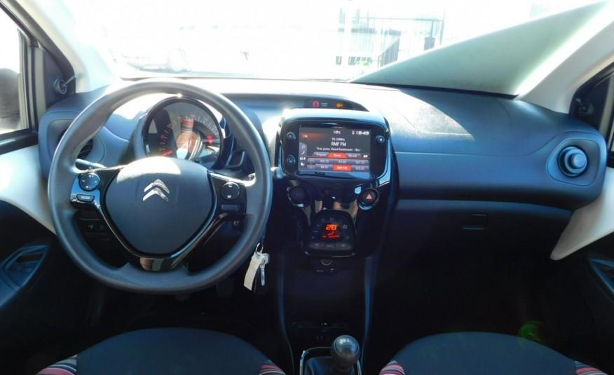 Citroen C1 1.0 Benzyna- Automatyczna Klima- Podgrzewane fotele zdjęcie 9