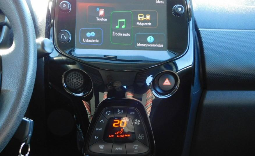 Citroen C1 1.0 Benzyna- Automatyczna Klima- Podgrzewane fotele zdjęcie 10