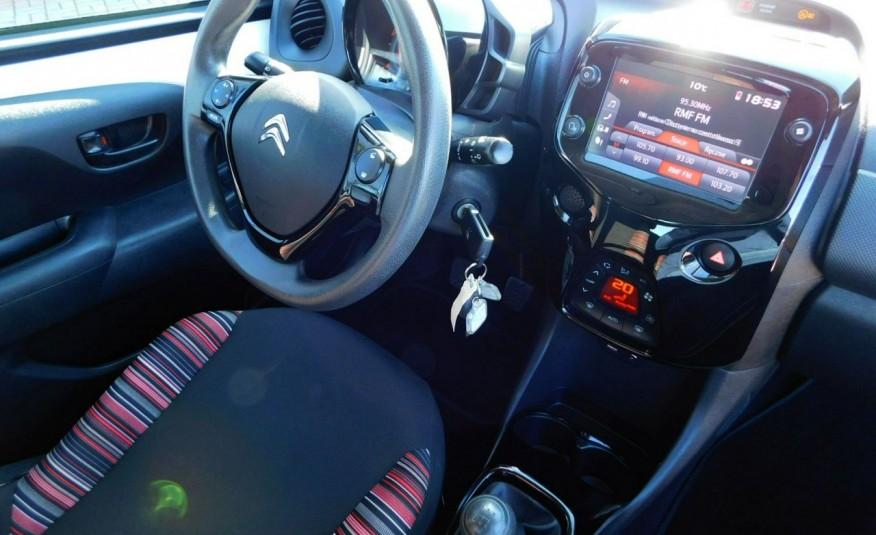 Citroen C1 1.0 Benzyna- Automatyczna Klima- Podgrzewane fotele zdjęcie 13