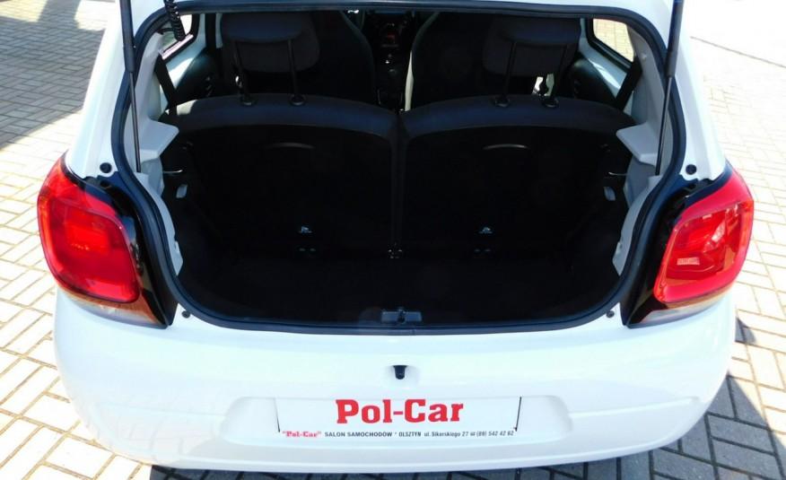 Citroen C1 1.0 Benzyna- Automatyczna Klima- Podgrzewane fotele zdjęcie 16